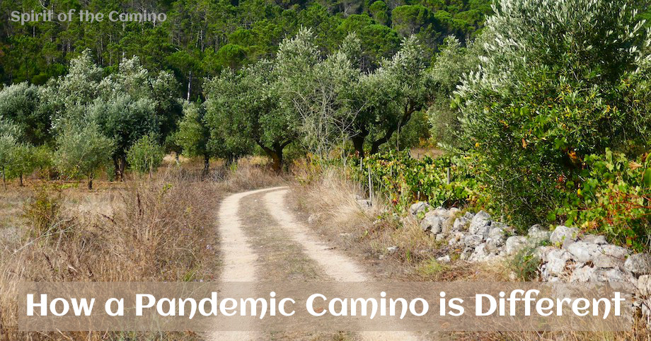 How a Pandemic Camino is Different
