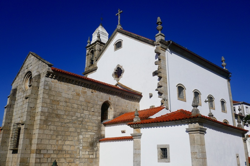 Staying at the Vairão monastery was one of the highlights of the Portuguese camino