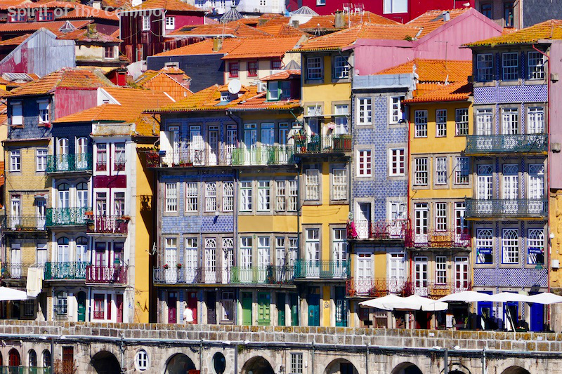 Porto is one of the Portuguese Way Highlights