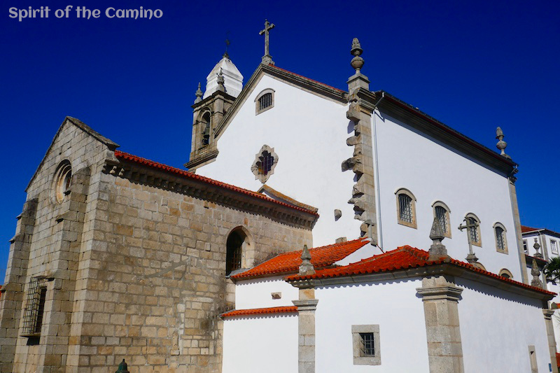 Spending the night at the monastery at Vairão is a great Portuguese Way experience.