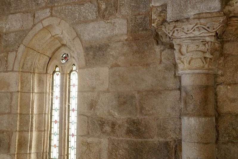 The church of Santo Domingo in Ribadavia - Galicia, Spain.